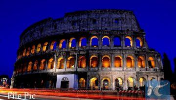 جشن تولد 2771 سالگی رم