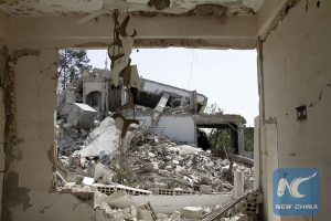 """CcrbeeE005022 20180421 CRMFN0A003 11n 300x200 - سوری ها در دمشق """"دوما"""" برای زندگی میکوشند"""