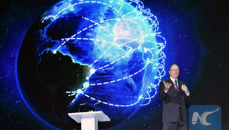 تحمل برای توسعه اینترنت سریع چین