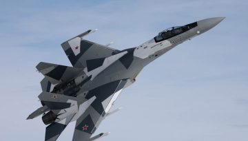 تحویل هواپیمای جنگنده Su-35 به چین