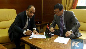 چین کمک های پزشکی 6 میلیون دلار به لیبی می دهد