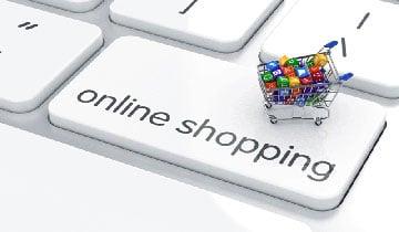 Online Shopping - صفحه اصلی