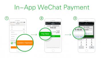خدمات پرداخت WeChat