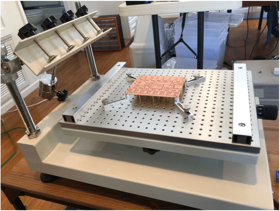 دستگاه مونتاژ SMD | دستگاه Pick and Place3