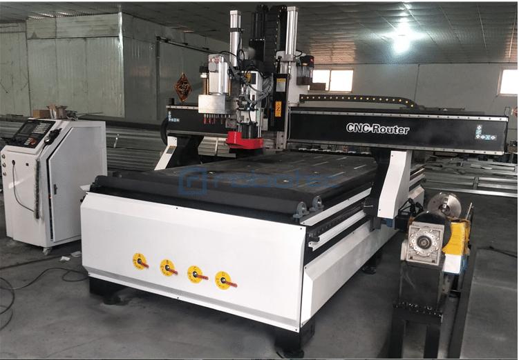 3 3 - دستگاه برش و چاپ CNC بر روی چوب و...