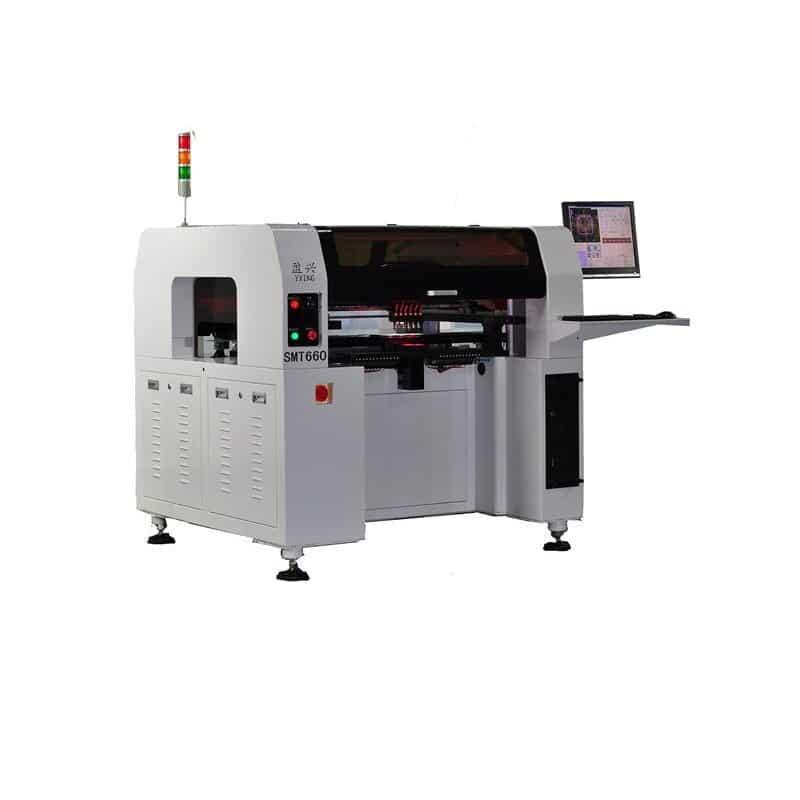 دستگاه چاپ و تراش استنسیل | Stencil Printer
