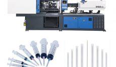 دستگاه تزریق پلاستیک 270 تنی دو مرحله ای